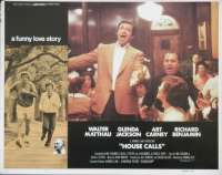 House Calls Lobby Card No 3