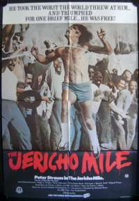 Jericho Mile, The One Sheet Australian Movie poster