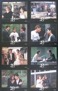 28 Days Lobby Card Set