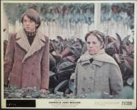 Harold And Maude 1971 Lobby Card Rare 8x10 Ruth Gordon