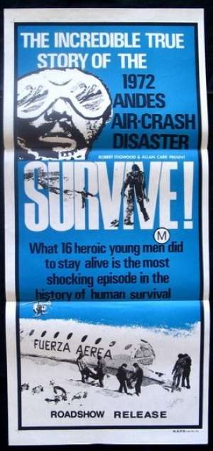 Survive Daybill Movie poster