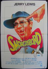 Smorgasbord One Sheet Australian Movie poster