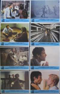 "The Last Wave Lobby Card Set 11""x14"" Original 1977 Richard Chamberlain"