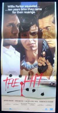 Hit, The Daybill Movie poster