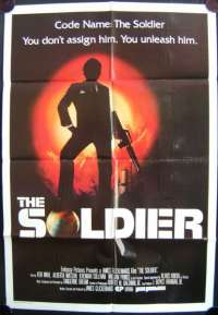 Soldier, The One Sheet Australian Movie poster