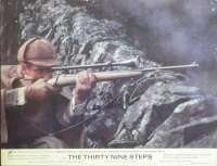 Thirty Nine Steps, The Lobby Card No 4