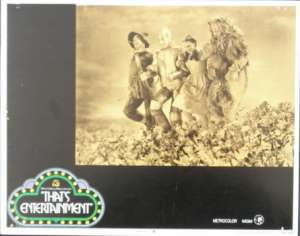 That's Entertainment - Hollywood Classic Lobby Card No 2