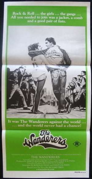 Wanderers, The Daybill Movie poster