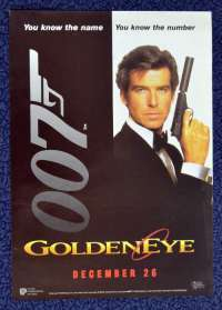 GoldenEye (1995) Movie Hand Bill Pierce Brosnan James Bond Sean Bean