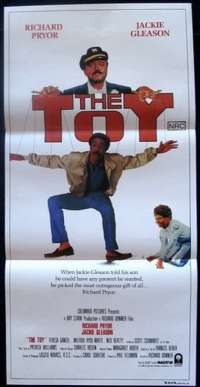 The Toy Daybill Movie poster