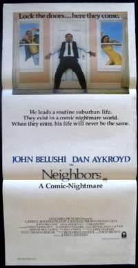 Neighbors Daybill Movie poster