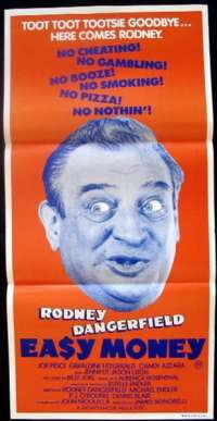 Easy Money Daybill Movie poster