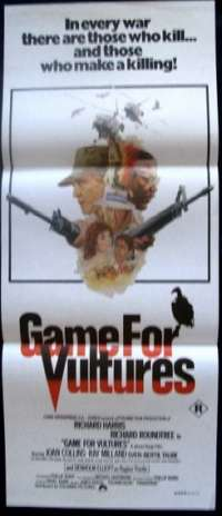 Game For Vultures Daybill Movie poster