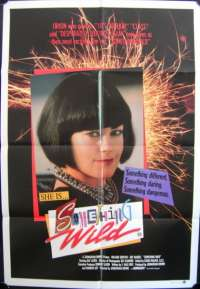 Something Wild One Sheet Australian Movie poster