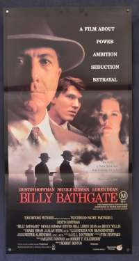 Billy Bathgate Daybill Movie poster