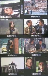Insomnia  Lobby Card Set