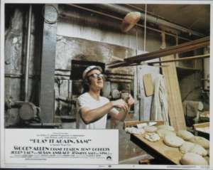 Play It Again Sam - Woody Allen Lobby Card No 6