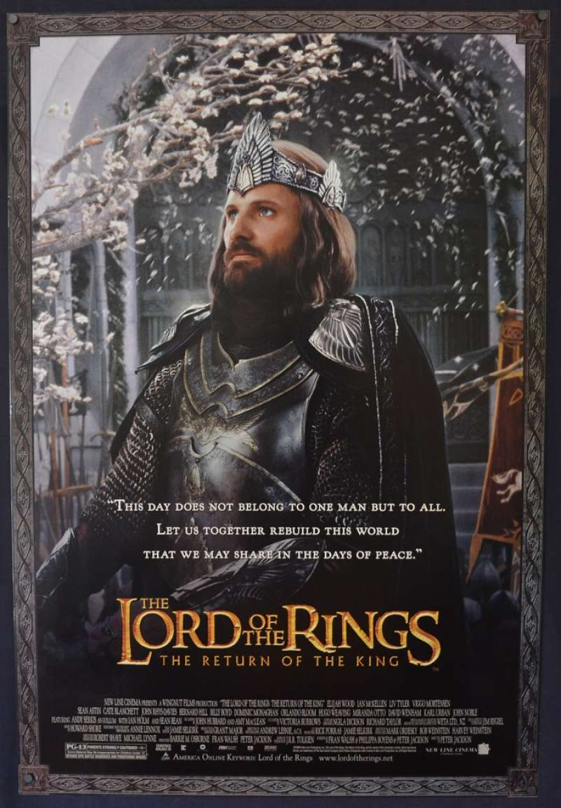 all about movies lord of the rings return of the king