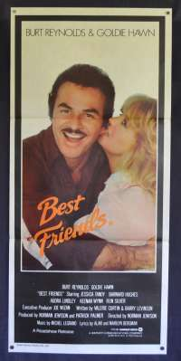 Best Friends Daybill Movie poster