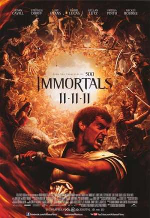The Immortals (2011) Film Review