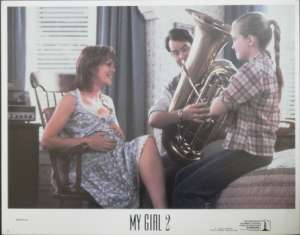 My Girl 2 Lobby Card No 5