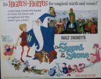 Sword In The Stone, The - Disney Lobby Card No 1