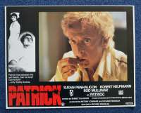 Patrick 1978 Lobby Card No.7 Rare Ozploitation Robert Helpmann