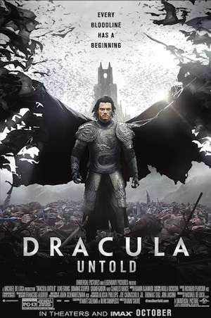Dracula Untold (2014) Film Review