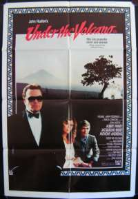 Under The Volcano One Sheet Australian Movie poster