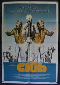 The Club 1980 One Sheet movie poster Jack Thompson Collingwood Football Club
