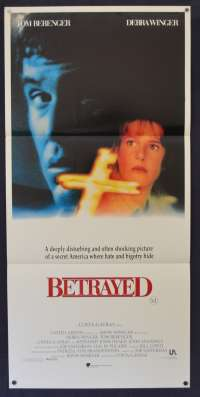 Betrayed Daybill Movie poster