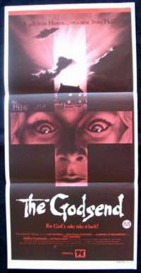 The Godsend 1979 Daybill movie poster