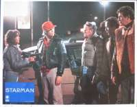 Starman Lobby Card No 2