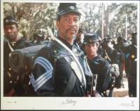 Glory Lobby Card Morgan Freeman
