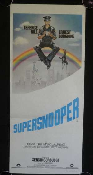 Super Snooper Trinity Boys Daybill Movie poster