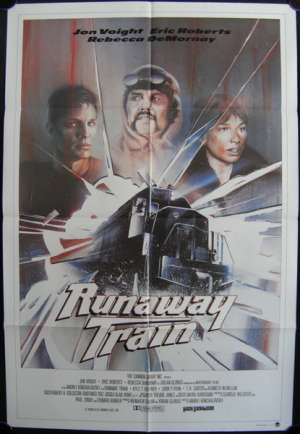 Runaway Train One Sheet Australian Movie poster