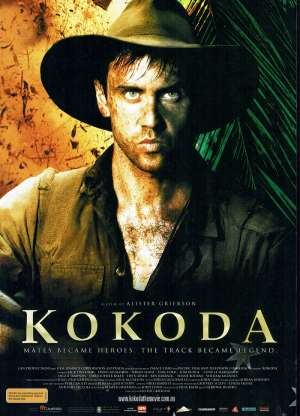 Kokoda 2006 original movie poster flyer 39th Battalion ANZACS