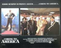 Coming To America 1988 Eddie Murphy 11x14 Lobby Card