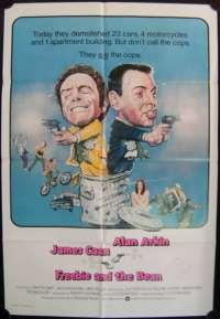 Freebie And The Bean One Sheet Australian Movie poster