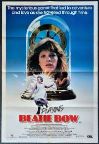 Playing Beatie Bow Poster Original One Sheet 1986 Imogen Annesley Peter Phelps