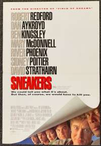 Sneakers Daybill Movie poster