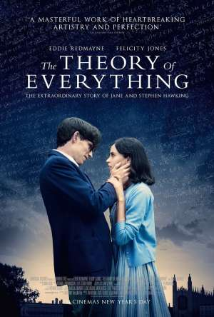 The Theory Of Everything (2015) Film Review
