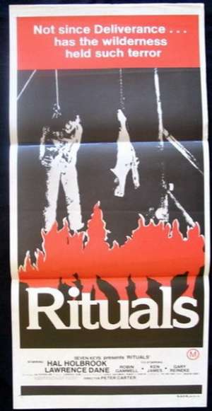 Rituals Daybill movie poster