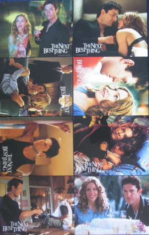 The Next Best Thing Lobby Card Set