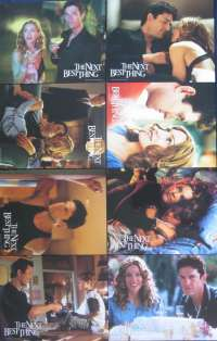 Next Best Thing, The  Lobby Card Set