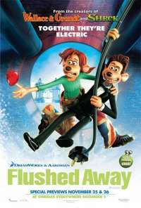 Flushed Away (2006) Film Review