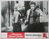 A Streetcar Named Desire 1951 Marlon Brando Vivien Leigh 11x14 USA Lobby Card No. 5