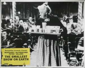 Smallest Show On Earth, The - Hollywood Classic Lobby Card