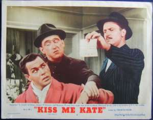 Kiss Me Kate - Hollywood Classic Lobby Card No 4