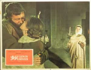 Lion In Winter, The - Hollywood Classic Lobby Card No 4